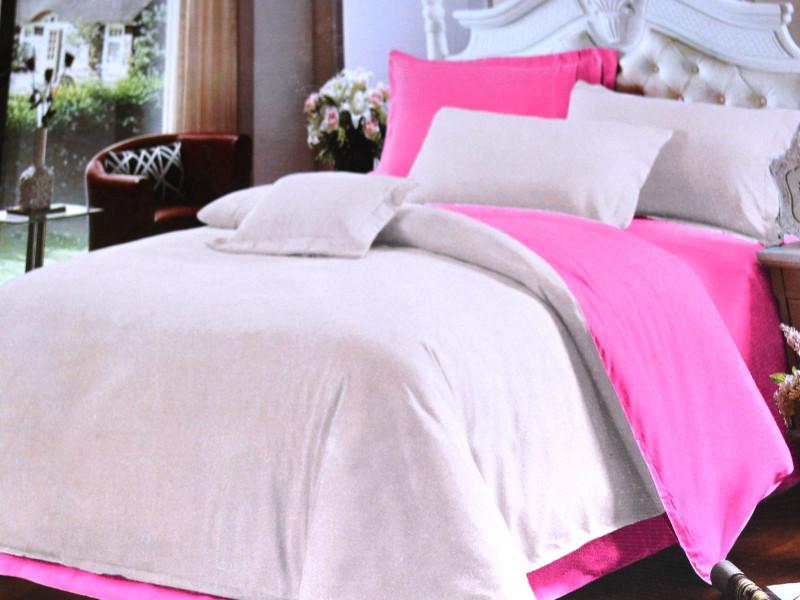 Купити недорого Комплект постільної білизни Два кольори 2-спальний ... dbc2a39c7649d