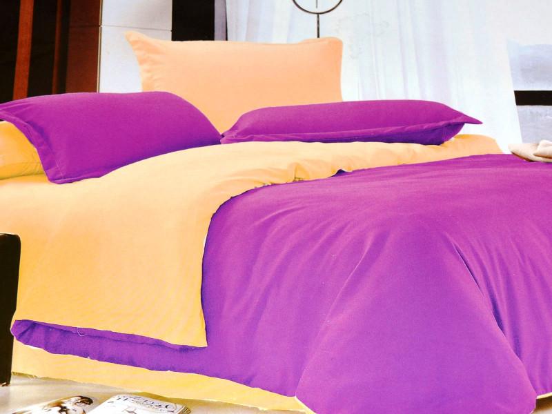 Купити недорого Комплект постільної білизни Два кольори 2-спальний ... 88274b3afec23